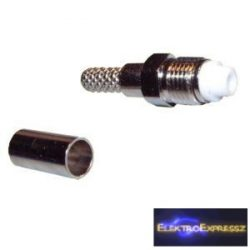 ET-3260 FME aljzat RG58 kábelra