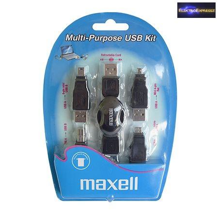 MAXELL USB Adapter készlet