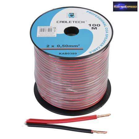 ET-6510CX Hangszóró kábel 2x0,5mm2