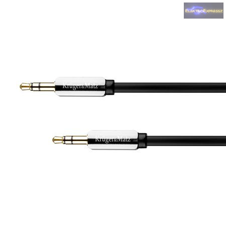 LP-KM0314  Kábel 3.0M 3,5-3,5 90 ° Krüger & MATZ