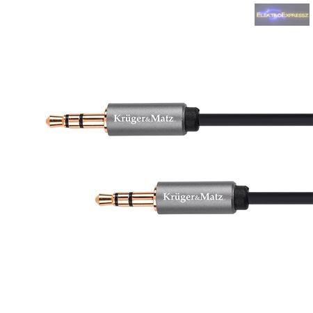 LP-KPO2743-3   JACK kábel 3,5 dugó-dugó 3M