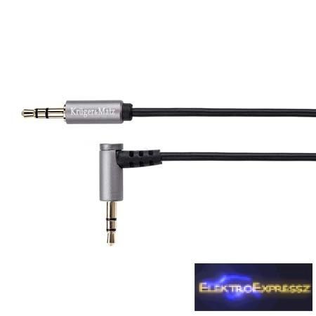 LP-KM0312  Kábel 1.0M 3,5-3,5 90 ° Krüger & MATZ