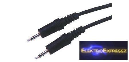 LP-KPO2743-5   JACK kábel 3,5 dugó-dugó 5M
