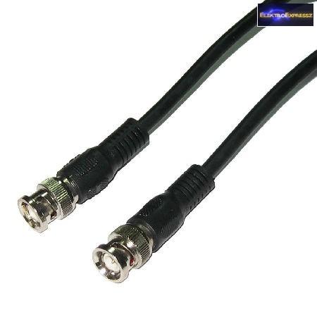 BNC kábel 75 ohm 0,8m