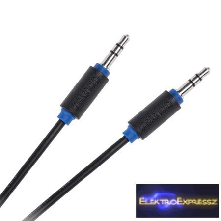LP-KPO3950-10 Jack Kábel 3.5 dugó - dugó  Kábel 10M