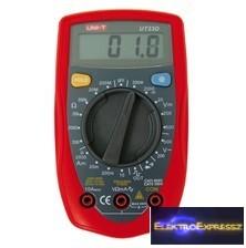 LP-MIE0045  Multiméter UNI-T UT33D