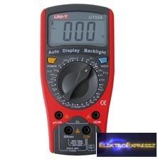 LP-MIE0082 Multiméter UNI-T UT50