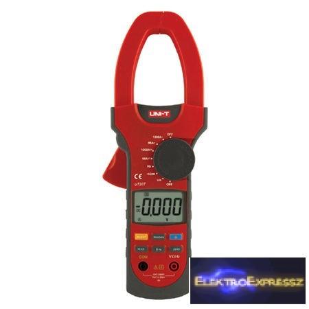 LP-MIE0099 Digitális Lakatfogó UT207