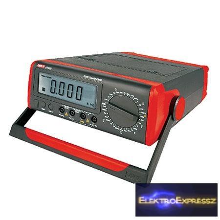 Digitális asztali multiméter UTI-T 801C