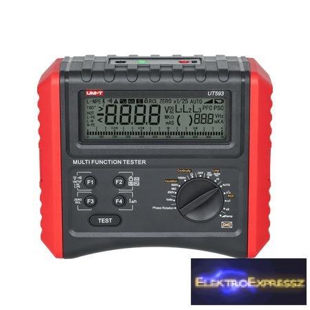 LP-MIE0164 UNI-T Digitális multiméter UT593