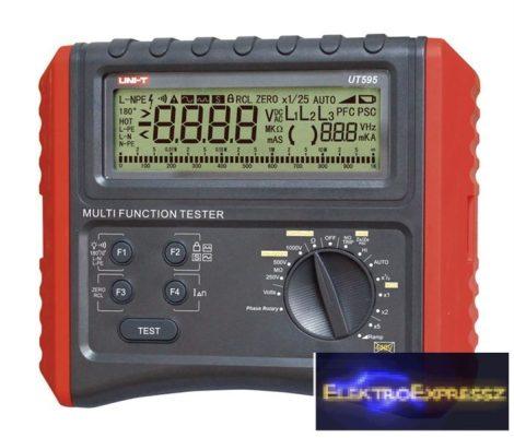 CZ-07720149 Multifunkcionális ellenőrző eszköz UT595
