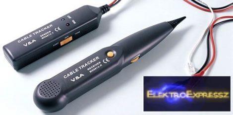 LP-MIE0215  MASTEK MS6812 vezeték kereső és tesztelő készülék