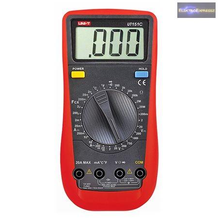 UNI-T UT151C Digitális multiméter