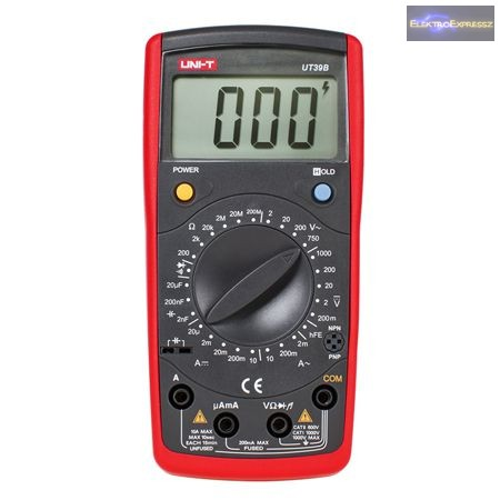 UNI-T UT39B Digitális multiméter