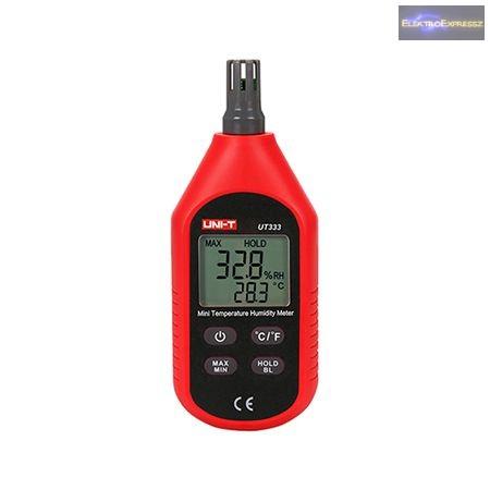 LP-MIE0128 Digitális hőmérő UNI-T UT325