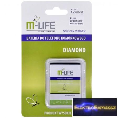LP-ML0248 Akkumulátor HTC HD MINI 1700mAh