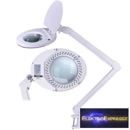 LP-NAR0300 Nagyítós lámpa 5 dioptria 80 LED-el