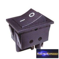 ET-5601 2 áramkörös  2 állású kapcsoló