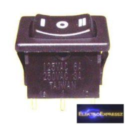 ET-5547 1 áramkörös 3 állású kapcsoló