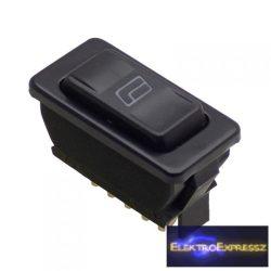ET-5433 5 pólusú autó ablakemelő kapcsoló.