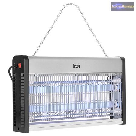 Elektromos rovarlámpa 2x15W