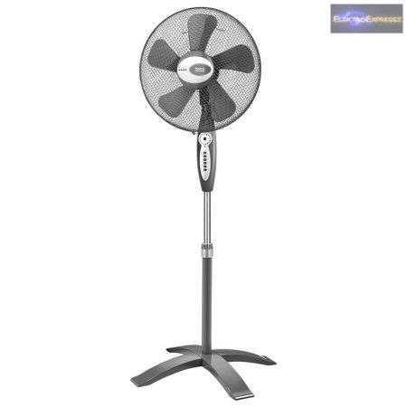 Álló ventilátor időzítős