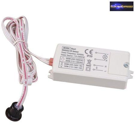 Infravörös  érzékelő kapcsoló világításhoz MCE84