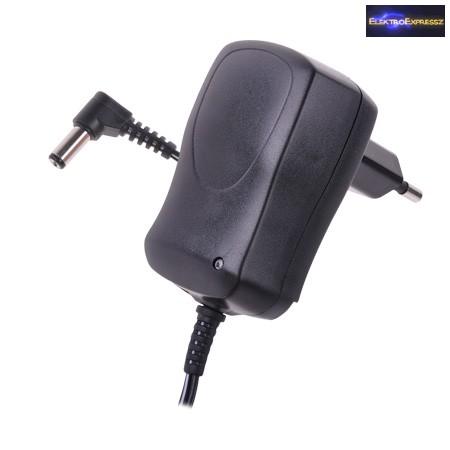 Hálózati adapter 9V 1000mA 2.1 / 5.5 (-)
