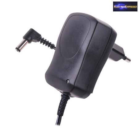 Hálózati adapter 6V 500mA 2,1 / 5,5