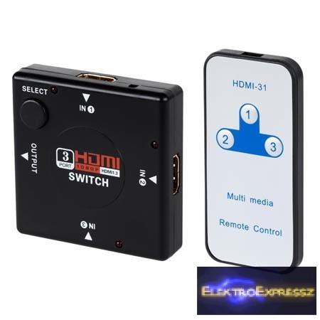 LP-URZ2051 HDMI elosztó 1.3