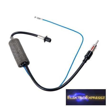 LP-URZ2295 autó rádió zavarszürő