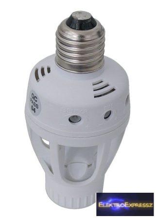 LP-URZ3149  PIR360 Mozgásérzékelős izzó adapter E27