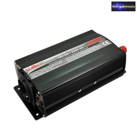 Inverter KEMOT 12V/230V 300W