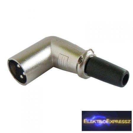 ET-3012C XLR dugó 90fok