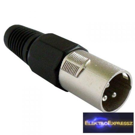 ET-3024BK XLR dugó