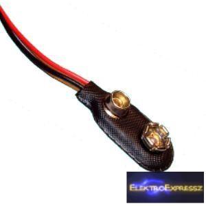 ET-2059 9V elem csatlakozó