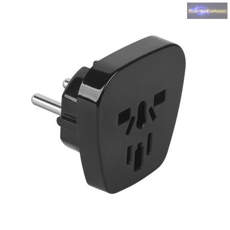 ET-8550-12 Hálózati adapter EU-->USA