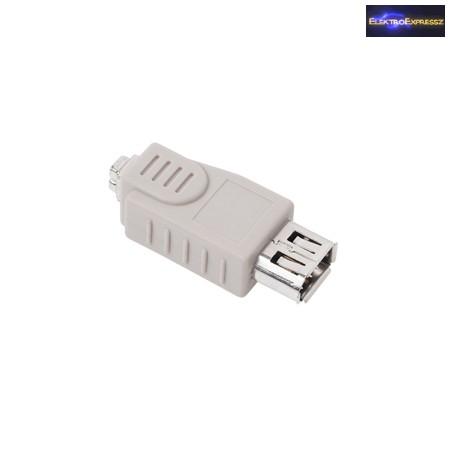 Adapter IEEE 1394 6P ajzat - IEE 1394 4P ajzat.