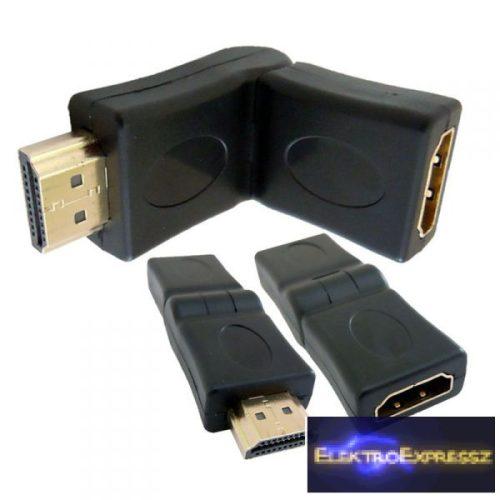 ET-92294 HDMI dugó, HDMI aljzat, állítható szögű