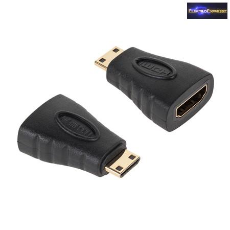 HMDI aljzat - mini HDMI dugó átalakító