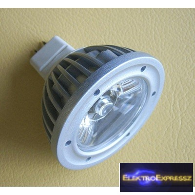 MR163W Power LED MR16 3W, LED SPOT WARM WHITE