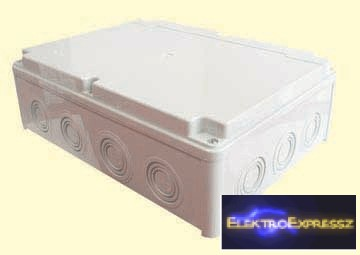 MX-ELO-290 IP67 290x210x90 műanyag doboz