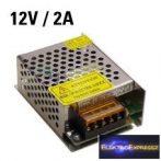 O-AC6104 Tápegység LED szalagokhoz 24W, 2A, 12V, fém ház