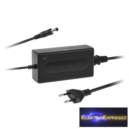 O-AC6120 Tápegység LED szalagokhoz 18W, 1,5A, 12V, műanyag ház