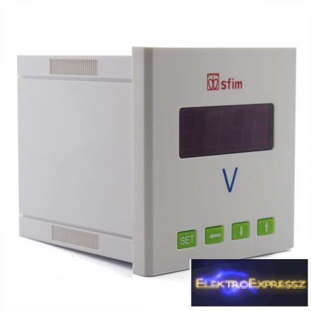 ET-SFN-8K1-U Digitális AC feszültségmérő
