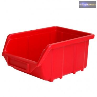 Tároló doboz, 111X165X76 mm műanyag.