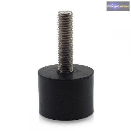 GM07 Szintező gumiláb M10 saválló