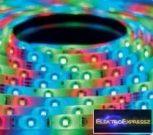 LED szalag 5050 RGB vizálló