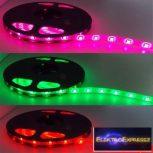 LED szalag 3528 nem vizálló beltéri