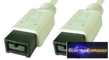 72 475 Firewire , Fire Wire kábel FireWire 800 FireWire 800 1 m.